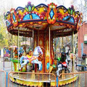 Парки культуры и отдыха Ухолово