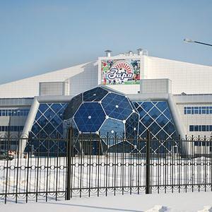 Спортивные комплексы Ухолово